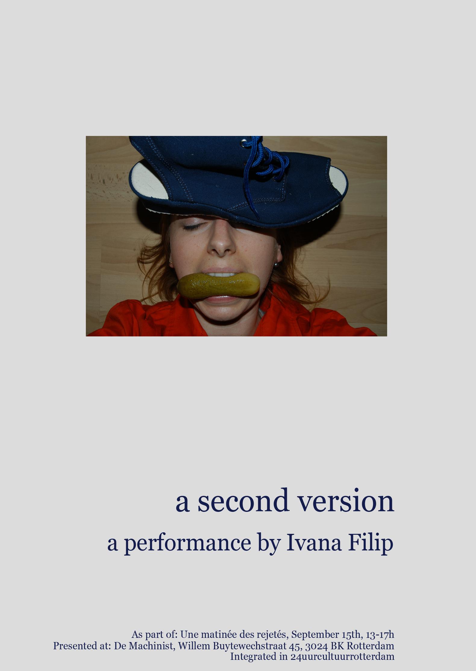 ivana filip-a second version