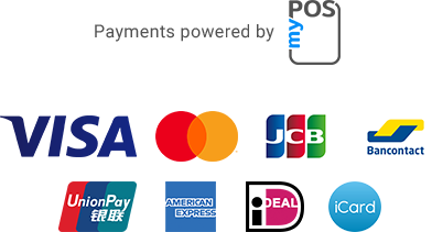 Payments Powered by myPOS